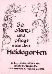 So pflanzt und pflegt man Heidegarten