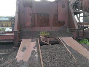 Sonderstandort Stahlwerk